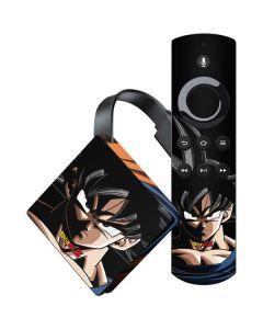 Goku Portrait Amazon Fire TV Skin
