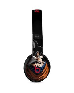 Goku Portrait Beats Solo 2 Wireless Skin
