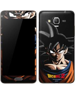 Goku Portrait Galaxy Grand Prime Skin
