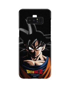 Goku Portrait Galaxy Note 8 Lite Case