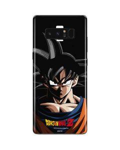 Goku Portrait Galaxy Note 8 Skin