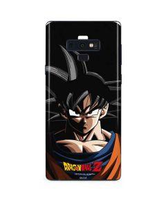 Goku Portrait Galaxy Note 9 Skin