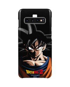 Goku Portrait Galaxy S10 Lite Case