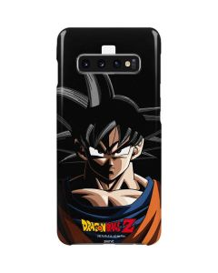 Goku Portrait Galaxy S10 Plus Lite Case