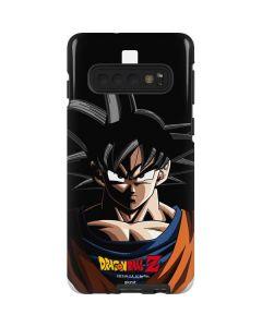 Goku Portrait Galaxy S10 Pro Case