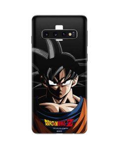 Goku Portrait Galaxy S10 Skin