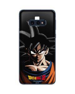 Goku Portrait Galaxy S10e Skin