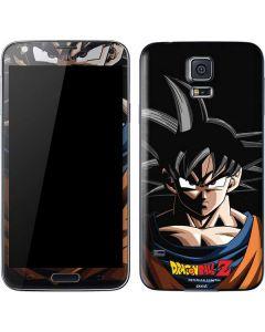 Goku Portrait Galaxy S5 Skin