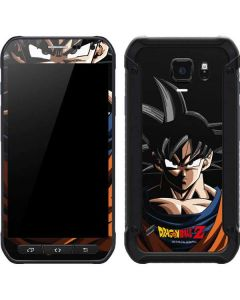Goku Portrait Galaxy S6 Active Skin