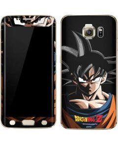 Goku Portrait Galaxy S6 edge+ Skin