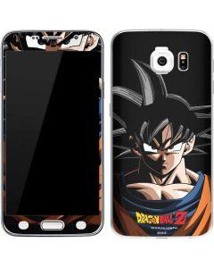 Goku Portrait Galaxy S6 Skin