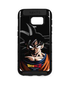 Goku Portrait Galaxy S7 Edge Cargo Case