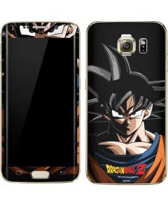 Goku Portrait Galaxy S7 Edge Skin