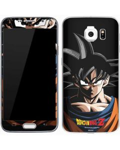 Goku Portrait Galaxy S7 Skin