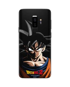Goku Portrait Galaxy S9 Plus Skin