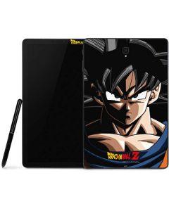Goku Portrait Samsung Galaxy Tab Skin
