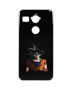 Goku Portrait Google Nexus 5X Clear Case