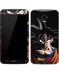 Goku Portrait Google Nexus 6 Skin