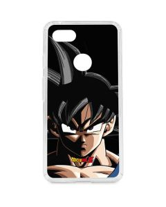 Goku Portrait Google Pixel 3 XL Clear Case