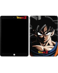 Goku Portrait Apple iPad Skin