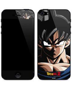 Goku Portrait iPhone 5/5s/SE Skin