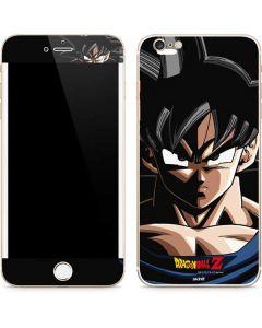 Goku Portrait iPhone 6/6s Plus Skin