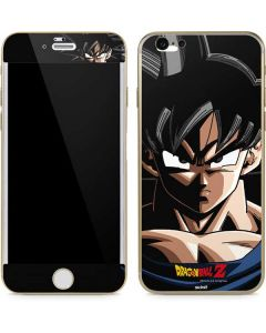 Goku Portrait iPhone 6/6s Skin