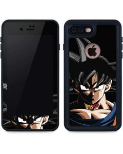 Goku Portrait iPhone 7 Plus Waterproof Case