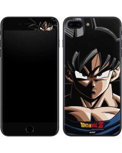 Goku Portrait iPhone 8 Plus Skin