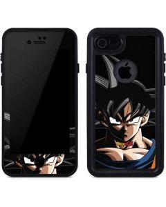 Goku Portrait iPhone 8 Waterproof Case