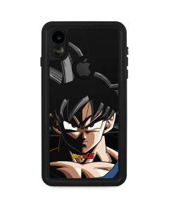 Goku Portrait iPhone XR Waterproof Case