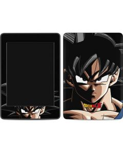 Goku Portrait Amazon Kindle Skin