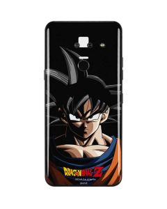 Goku Portrait LG G8 ThinQ Skin