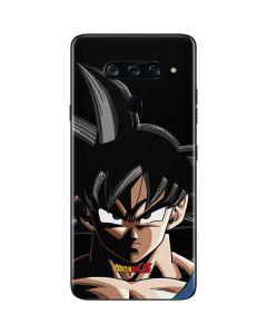Goku Portrait LG V40 ThinQ Skin
