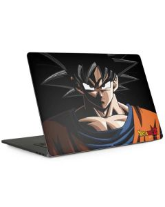 Goku Portrait Apple MacBook Pro 15-inch Skin