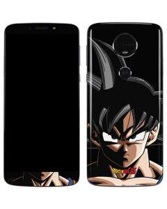 Goku Portrait Moto E5 Plus Skin