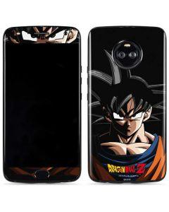 Goku Portrait Moto X4 Skin