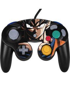 Goku Portrait Nintendo GameCube Controller Skin