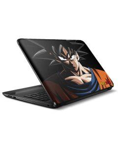 Goku Portrait HP Notebook Skin