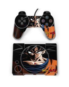 Goku Portrait PlayStation Classic Bundle Skin