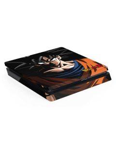 Goku Portrait PS4 Slim Skin