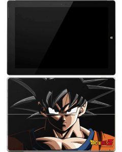 Goku Portrait Surface 3 Skin