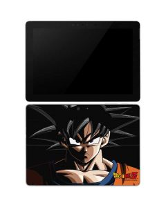 Goku Portrait Surface Go Skin