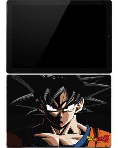 Goku Portrait Surface Pro 4 Skin