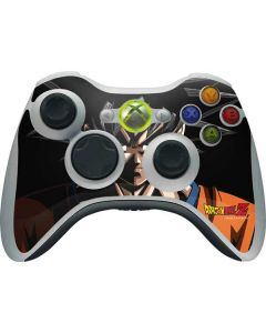 Goku Portrait Xbox 360 Wireless Controller Skin