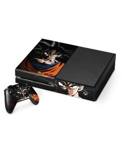 Goku Portrait Xbox One Console and Controller Bundle Skin