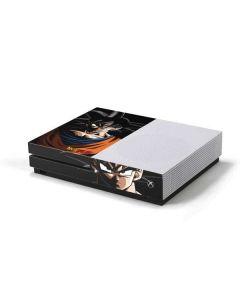 Goku Portrait Xbox One S Console Skin