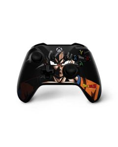 Goku Portrait Xbox One X Controller Skin
