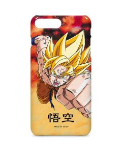 Goku Power Punch iPhone 8 Plus Lite Case