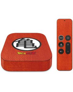 Goku Shirt Apple TV Skin